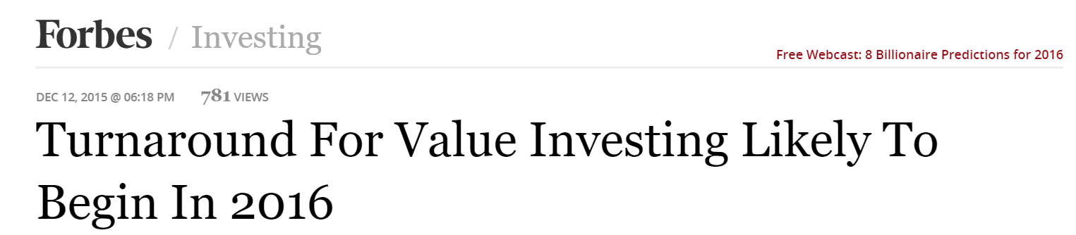 value forbes headline