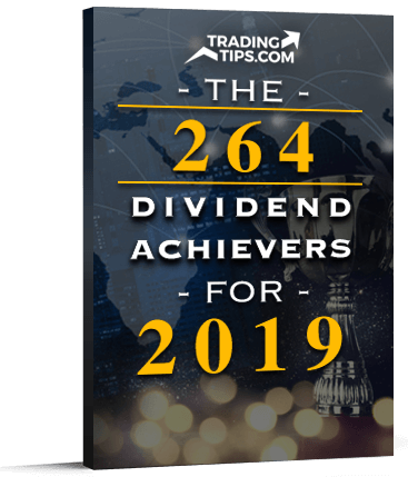 The 2019 Dividend Achievers List