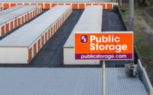 Insiders Buying Public Storage for First Time in Three Years