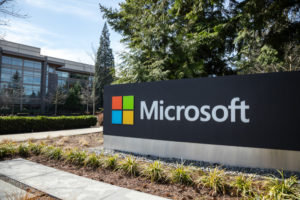Microsoft On Pace for Big Month of Insider Selling