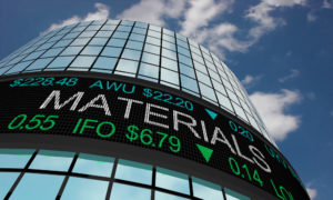 4 Materials Stocks That are Bucking the Trend of the Market
